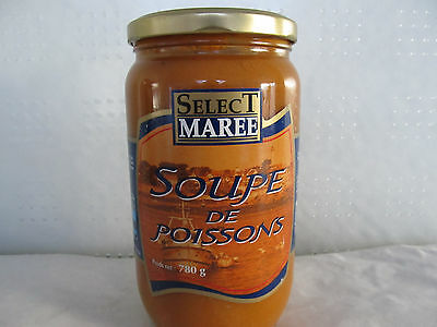 Fischsuppe Select Maree Soupe de Poissons 780 g