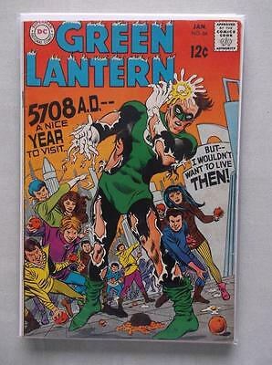 Green Lantern Vol. 2 (1960-1988) #66 VF