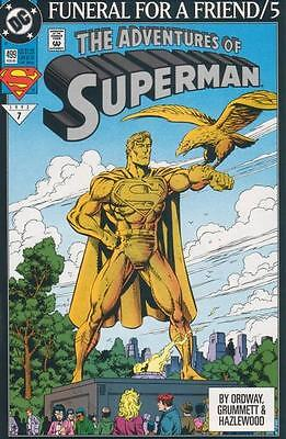 Adventures of Superman Vol. 1 (1939-2011) #499