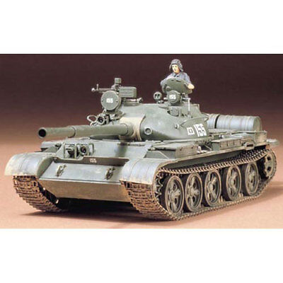 TAMIYA 35108 Russian T-62A Tank 1:35 Military Model Kit
