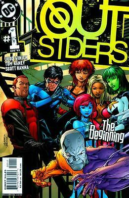 Outsiders Vol. 3 (2003-2007) #1