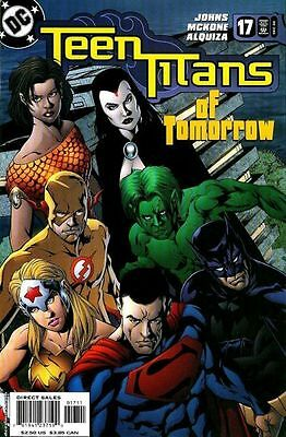 Teen Titans Vol. 3 (2003-2011) #17