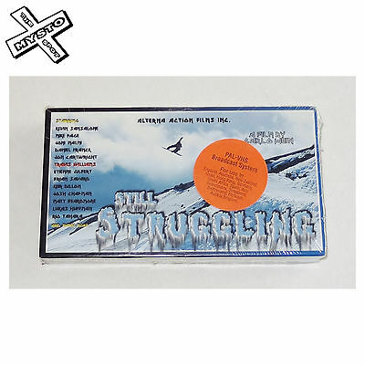 Alterna Action Films 'still Struggling' Snowboard Movie Film Snow Board New