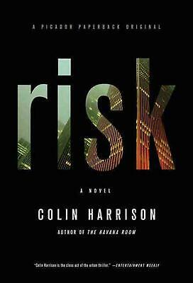 NEW Risk by Colin Harrison Paperback Book (English) Free Shipping