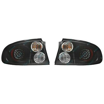 Holden Commodore VT VX '97-'02 LED Black Tail Lights Monaro Calais Berlina HSV