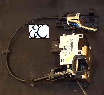 2002 Jaguar S Type Passenger Side Front Door Lock 2w4a