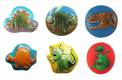 Dinosaur Drawer Cupboard Cabinet Door Knobs Handle - £2.99 each when you buy 2+