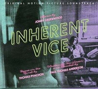 Inherent Vice (Original Motion Picture Soundtrack) - Various Artists (NEW CD)