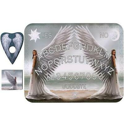 Spirit Guide White Angel Ouija Board Ghost Hunt Enthusiaths GIFT-By Anne Stokes