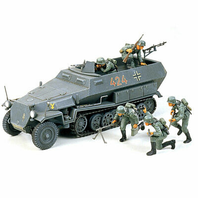 TAMIYA 35020 Hanomag Sd.Kfz. 251:1 1:35 Military Model Kit