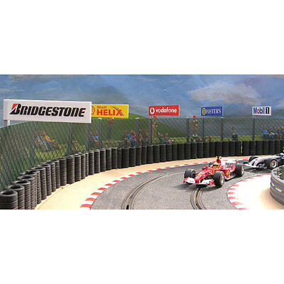 SLOT TRACK SCENICS AB1B Advertising Boards - for Scalextric