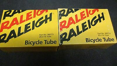 NOS  Raleigh Red Dot Tires 20x1.75 Pair Brand New