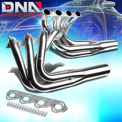 Stainless Steel Water Injected Header For Chevy Big Block V8 Exhaust/manifold
