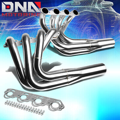 Stainless Steel Above Transom Header For Chevy Big Block Bbc V8 Exhaust/manifold