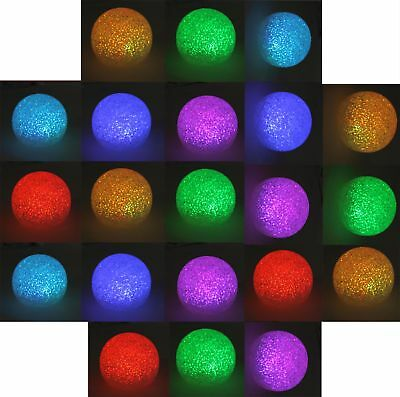 Good Times Color Changing LED Waterproof Floating Pool Globe Lights | 21 Pack