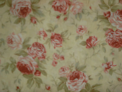 "Northcott ""Bed of Roses Floral"" #2785-11  QUILT FABRIC"