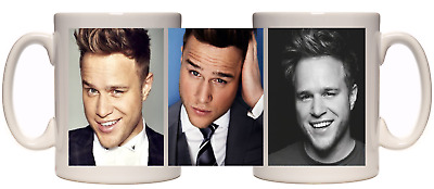 Olly Murs Picture Mug brand new Quick Dispatch Novelty Present