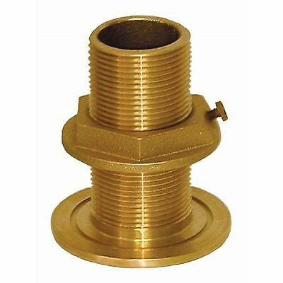 1 in. Groco Bronze Thru Hull with Nut