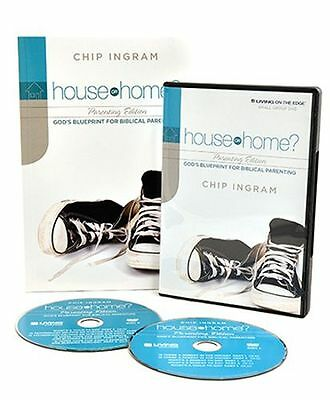 House or Home - Parenting Personal Study Kit (1 DVD Set & 1 Study Guide)