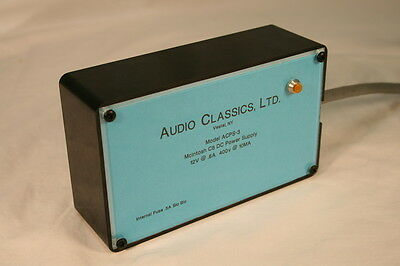 Audio Classics ACPS-3 DC Power Supply for McIntosh C8