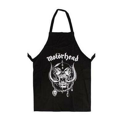 Motorhead - Warpig String Tie Cotton Adult Size Apron - New & Official In Pack