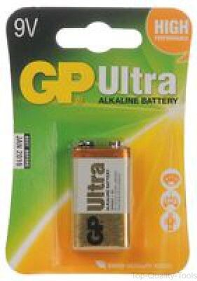 Gp Batteries, Gp1604Au-C1, Battery, Ultra Alkaline 9V 1Pk
