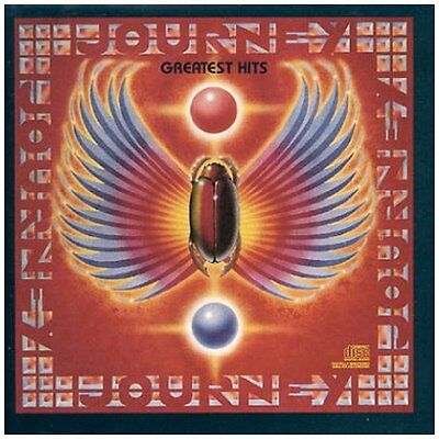 Journey - The Greatest Hits: Cd Album (2006)