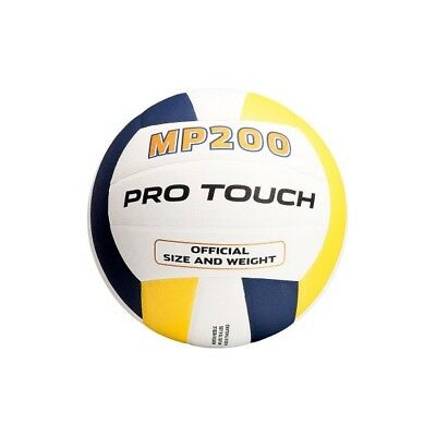 PRO TOUCH Volleyball MP 200 blau/gelb/weiss