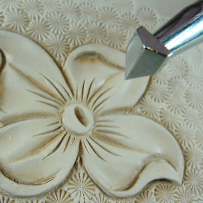 Leather Stamping Tool - B997 Smooth Beveler Stamp