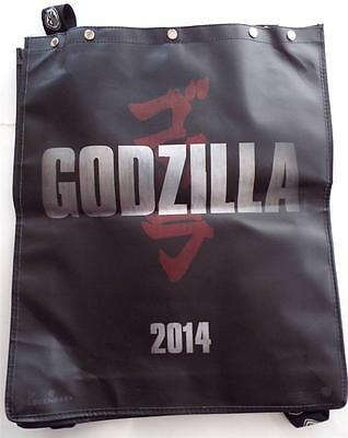 EXCLUSIVE  San Diego Comic-Con 2013  GODZILLA  Swag Bag With Built In Cape!