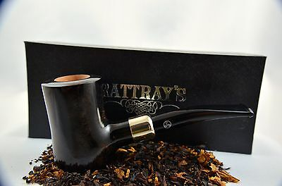 Rattray's Stone of Scone 21 Stand up Poker Pfeife pipe pipa - poliert 9mm Filter