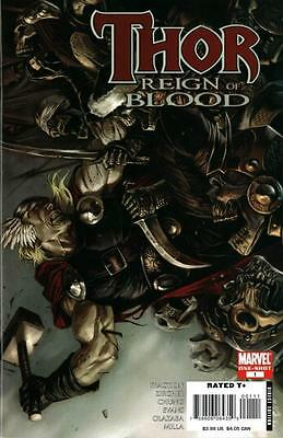Thor - Reign of Blood (2008) One-Shot