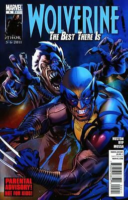 Wolverine - Best There Is  (2011-2012) #5