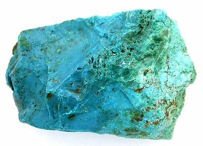 159.75 Gram AAA Rich Color Peruvian Peru Chrysocolla Cab Cabochon Gem Rough cmS1