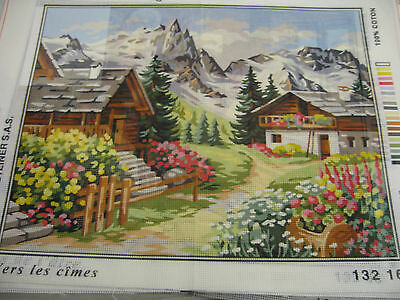 47 NEW ROYAL PARIS TAPESTRY NEEDLEPOINT CANVASES SIZE132 60x45 cm £1500+ RRP