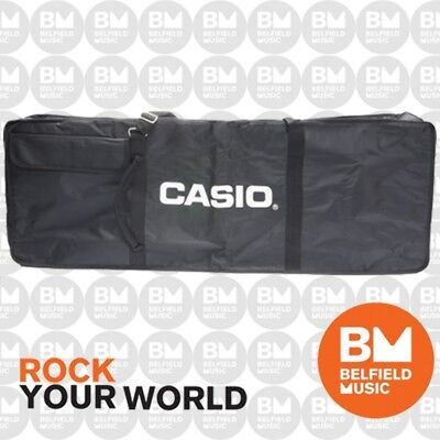 Casio KBB61 Keyboard 61 Key Soft Bag Carry Case With Straps