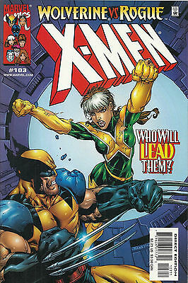 X-Men #103 (NM) `00 Claremont/ Raney
