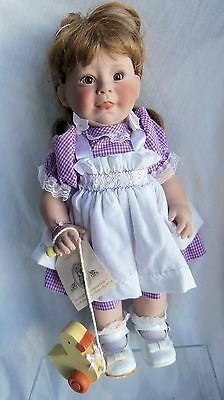 lee middleton beth 1st edition doll mib with certificate