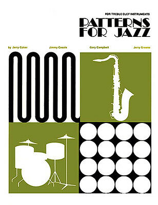 Patterns for Jazz: Treble Clef
