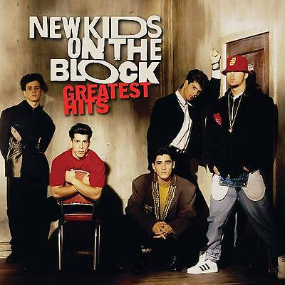 New Kids On The Block / Nkotb ( New Sealed Cd ) Greatest Hits / Very Best Of