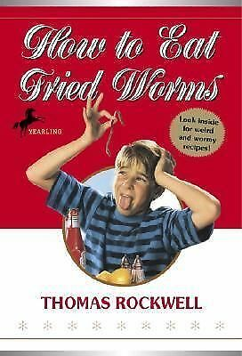 (1953-07-01) How to Eat Fried Worms, Thomas Rockwell, Yearling, Paperback, Good