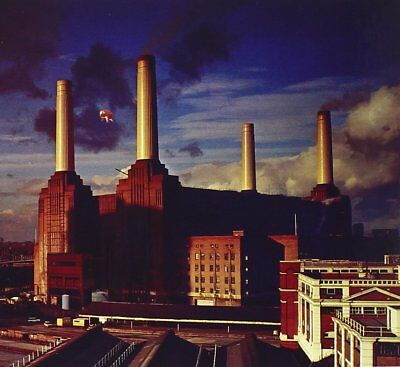 PINK FLOYD - ANIMALS: CD (2011 REMASTERED EDITION) ** free UK p+p**