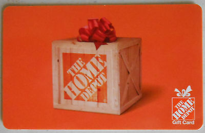 HOME DEPOT Merchandise Gift Card / Store Credit $500.00