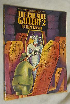 The Far Side Gallery 2 by Gary Larson (1987, Paperback, Illustrated)
