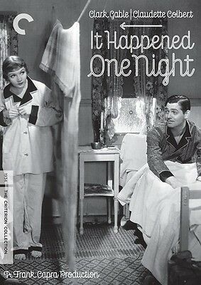 Criterion Collection: It Happened One Night DVD