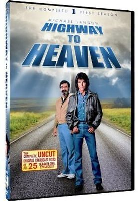 Highway to Heaven - The Complete First Season 1 One (DVD, 2013, 5-Disc Set) NEW!