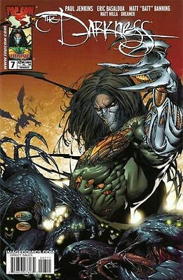 Darkness Vol. 2 (2002-2005) #7 (Cover B)