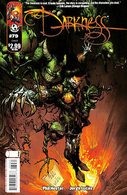 Darkness Vol. 3 (2007-2013) #79 (Cover B)