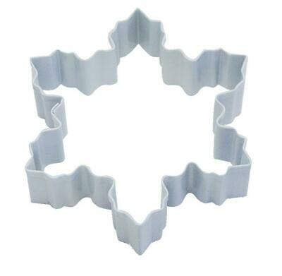 Large Snowflake Shaped Cookie Cutter