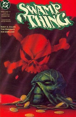 Swamp Thing Vol. 2 (1985-1996) #114